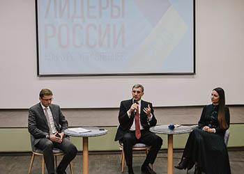 Губернатор Приамурья поделился опытом участия в «Лидерах России»