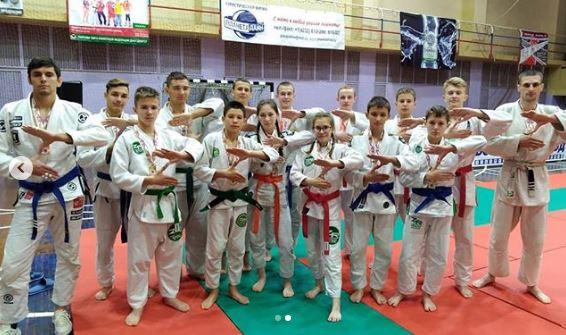 Десять золотых медалей привезли амурчане со всероссийского турнира