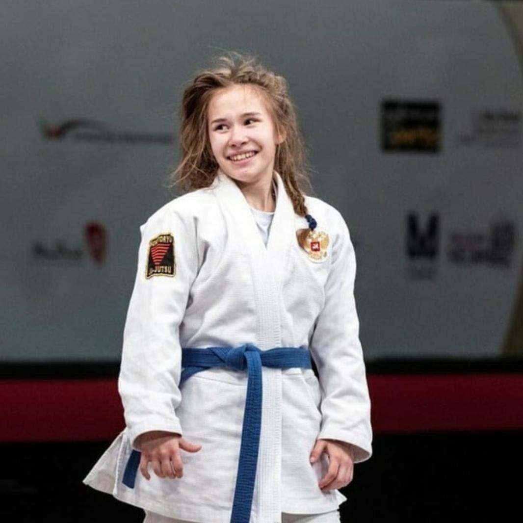 Юной амурчанке на турнире по джиу-джитсу в Абу-Даби аплодировали стоя