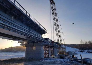 На бамовском участке Ункур — Чильчи построят восемь новых мостов