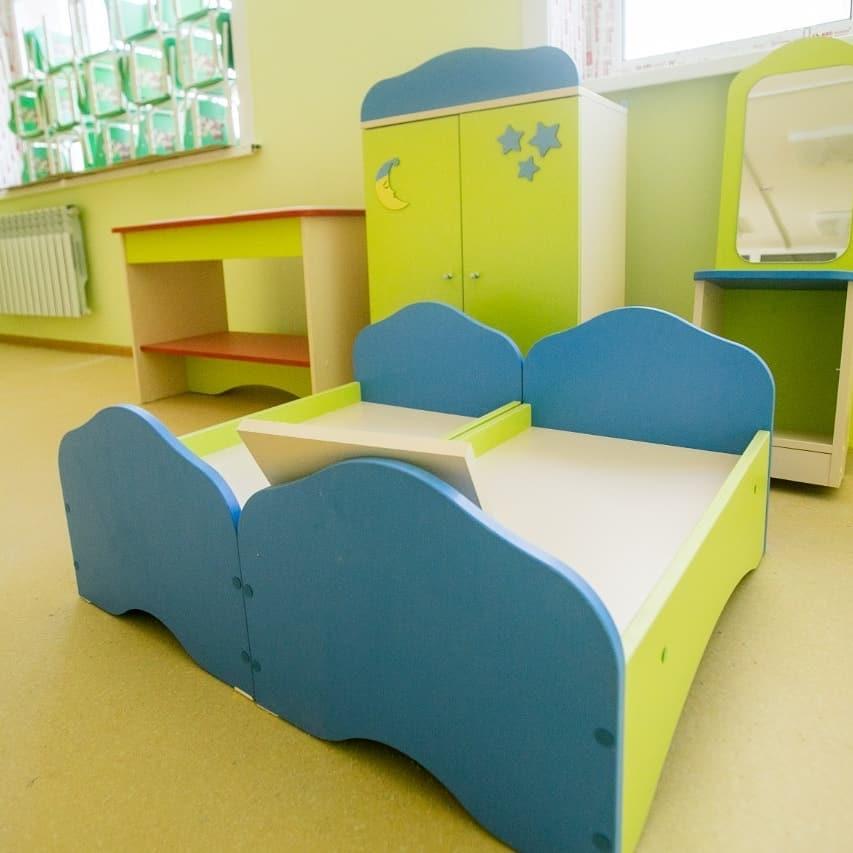 Новый детский сад в Благовещенске почти готов к сдаче