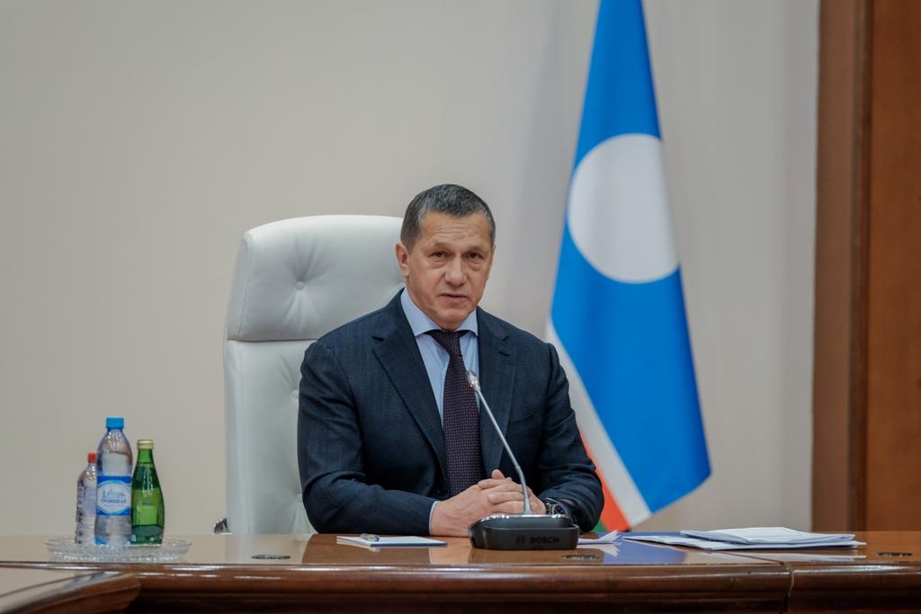Юрий Трутнев назвал Приамурье одним из регионов-лидеров по привлечению инвестиций