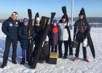 Амурские лыжники вошли в десятку лучших в «Гонке сильнейших»
