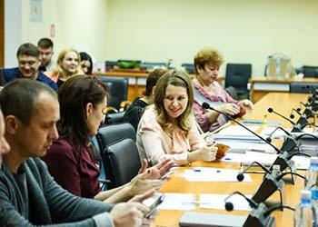 Участники «Бизнес-признания» презентовали жюри свои проекты