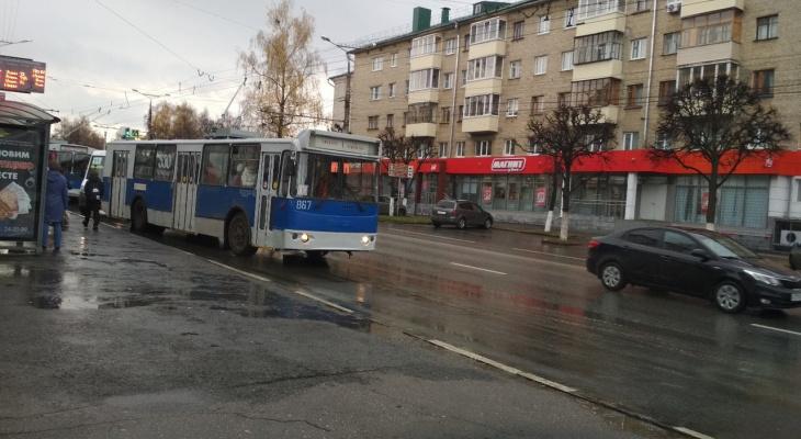 Актуальное расписание троллейбусов города Чебоксары