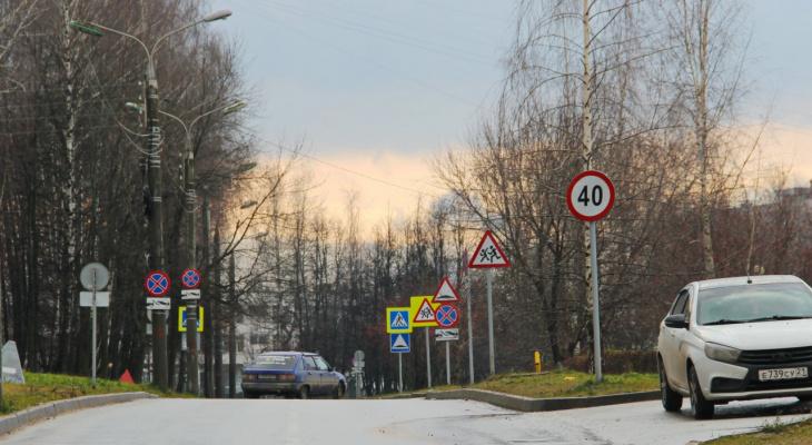 В Чебоксарах водителей начнут штрафовать по зимним правилам