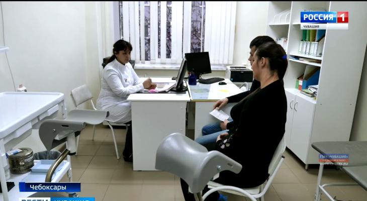 С этого года молодожены Чувашии стали получать сертификаты на бесплатное медобследование
