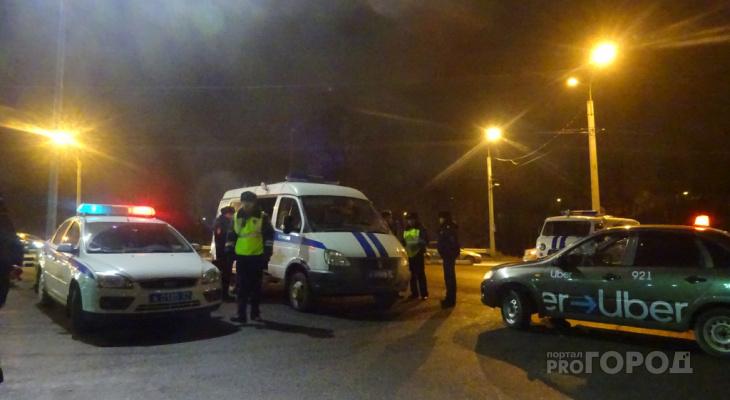 Забастовка таксистов обернулась штрафами и масштабной проверкой лицензий
