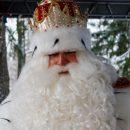 В Чебоксарах на выходных отпразднуют день рождения Деда Мороза