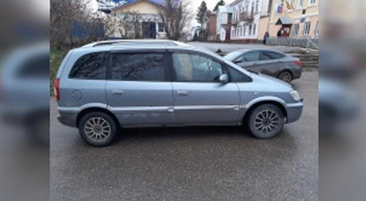 В Чувашии прошел масштабный рейд приставов: у отца троих дочерей забрали Opel