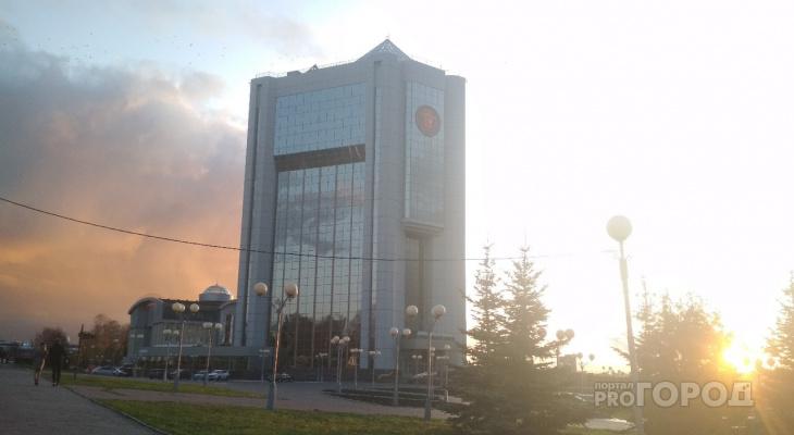 В здании Дома правительства нашли нарушения пожарной безопасности