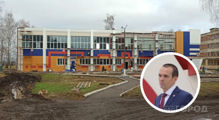 Игнатьев вынужден лично контролировать строительство новочебоксарского «Кванториума»