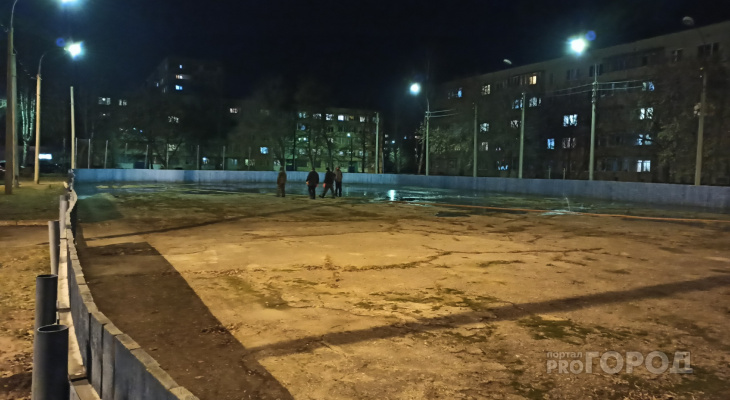 Катки Новочебоксарска: бесплатные и платные