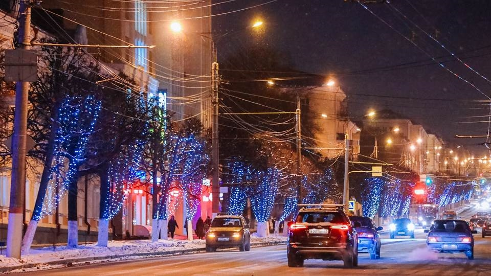 В Чебоксарах назвали главную площадку для встречи Нового года