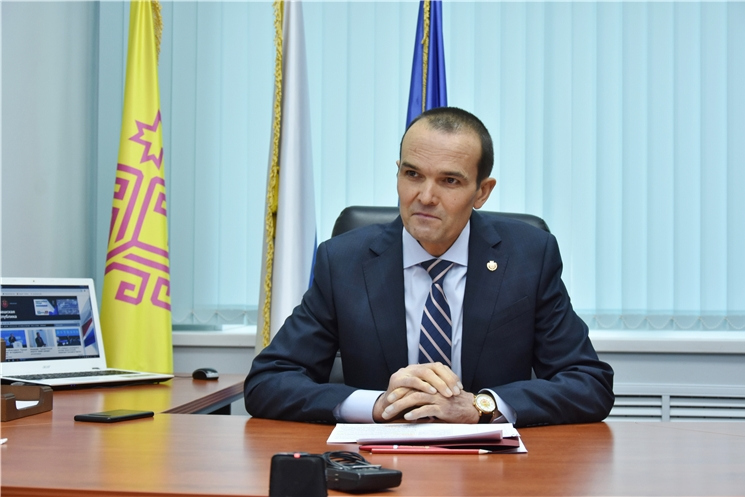 Игнатьев пообщался с жителями Чувашии и обещал решить их проблемы в 2020 году