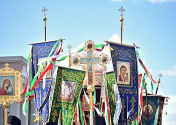 В День народного единства в Зее пройдет Крестный ход