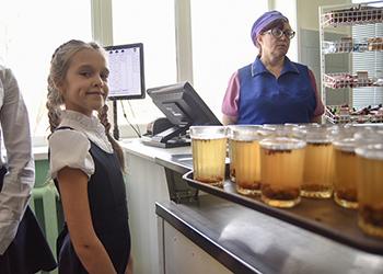 В Приамурье выросла стоимость школьного питания