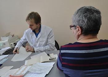 Упор на медосмотры пожилых сельчан сделали в Приамурье