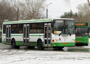 Демонстрация 7 ноября изменит схемы движения автобусов