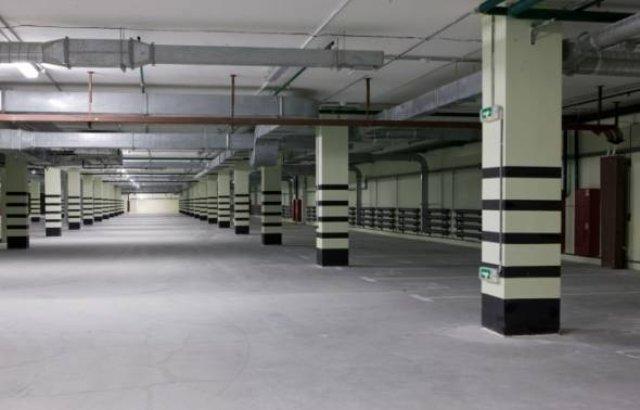 В общественных зданиях теперь можно строить подземные многоуровневые паркинги