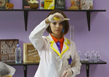 Учительница из Свободного открыла для детей лабораторию для химических опытов