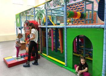 Развлекательный комплекс для детей открыли в Тынде