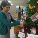 За пять дней акции «Стань Дедом Морозом» разобрали более четверти писем