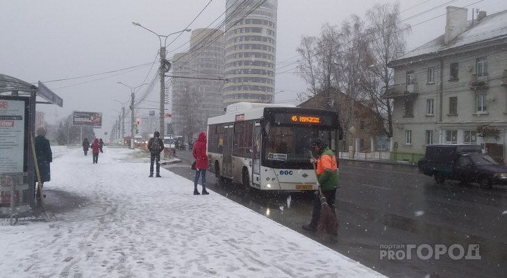 Какая будет погода в первый рабочий день зимы