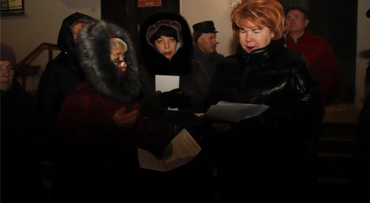 Жители Новочебоксарска рассказали глава администрации о проблемах города