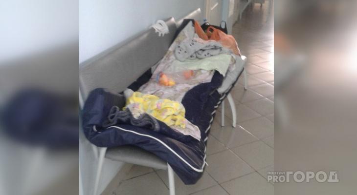 Чебоксарка о детской инфекционной больнице: