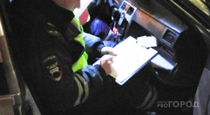 Полиция оштрафовала 17 нарушителей за три часа
