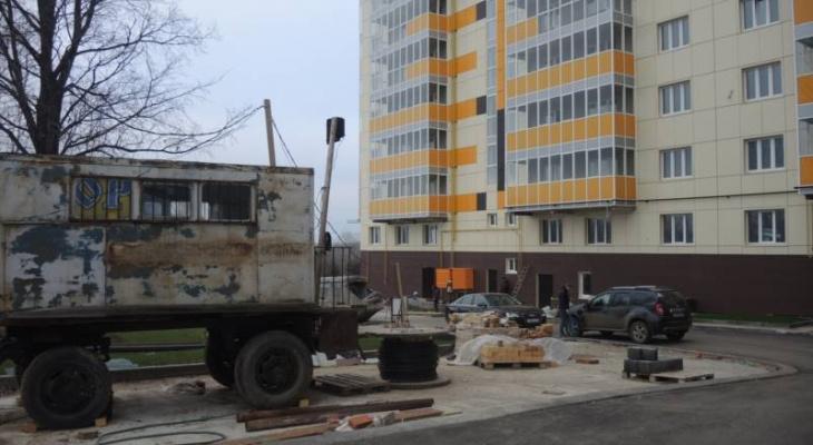 Два долгостроя Чебоксар получат федеральные деньги на завершение работ