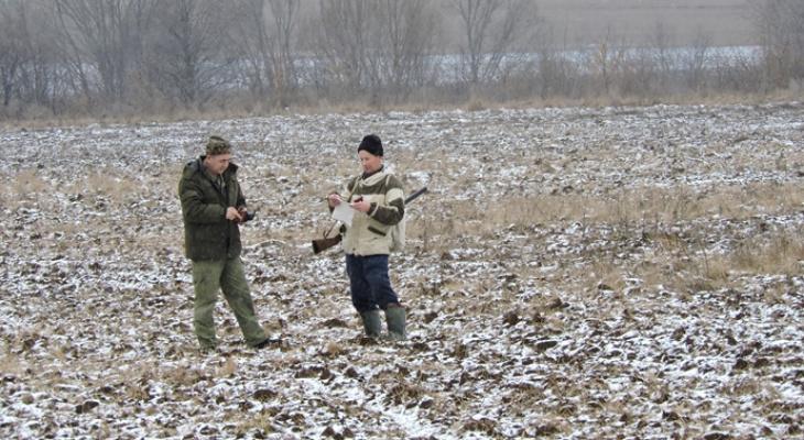 С начала декабря в Чувашии нашли 11 нарушений правил охоты