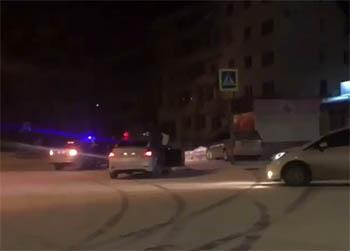 Подросток за рулем Toyota удирал от полиции в Благовещенске
